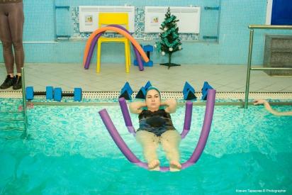 Аквааэробика для беременных в Калининском районе